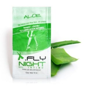 Gel 10 ml Aloe Natural